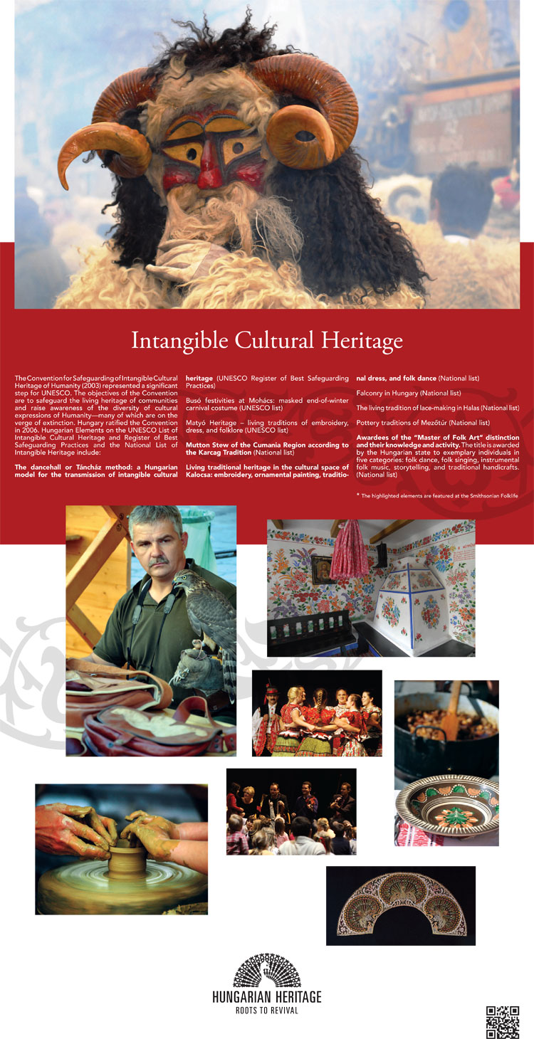 Intangible Cultural Heritage in Hungary