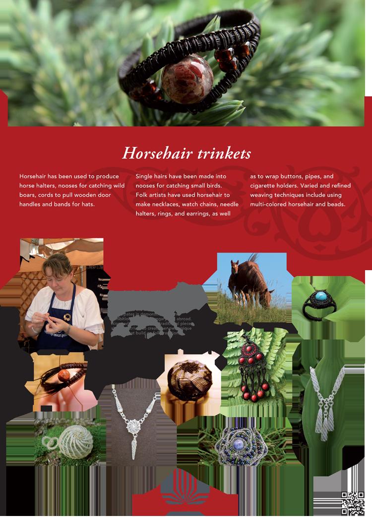 Horsehair Trinkets