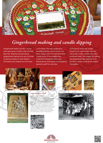 Gingerbread making and candle dipping