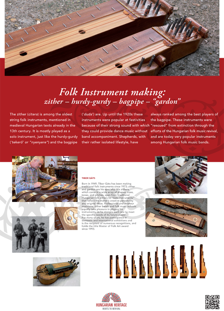 Folk instrument making