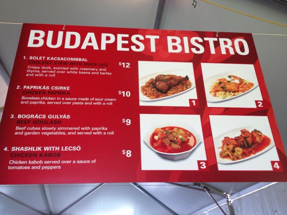 Budapest Bistro