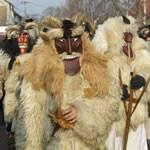 The Busó festivities at Mohács