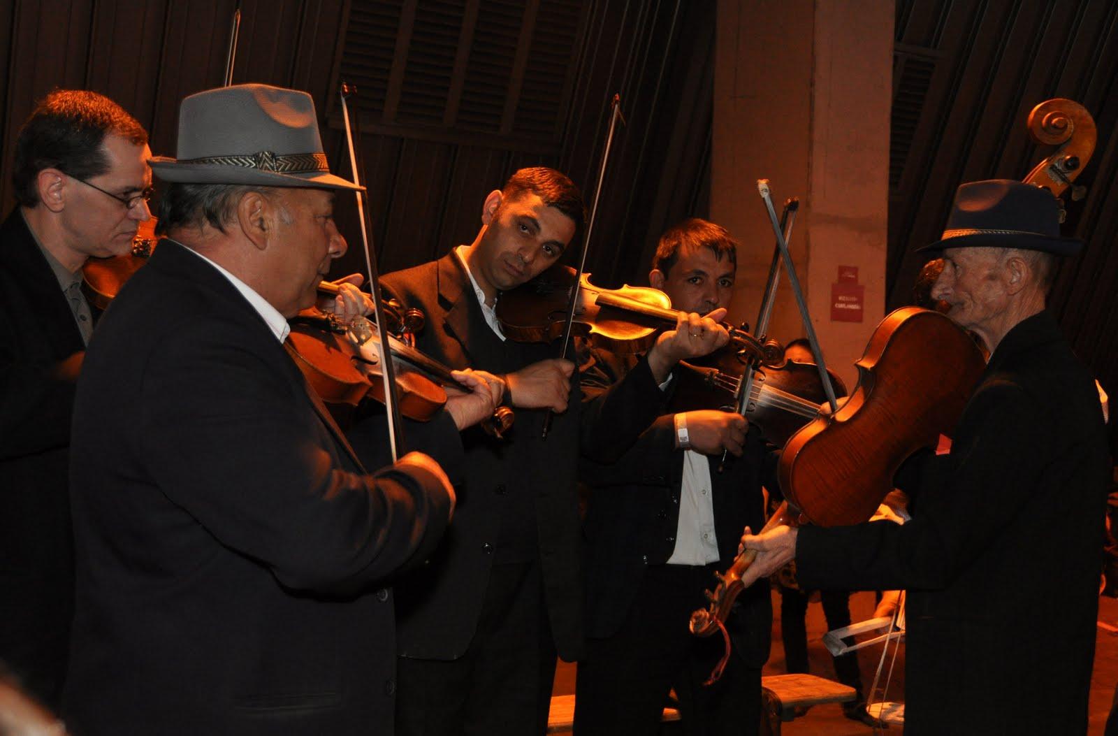 Palatka Band in Budapest