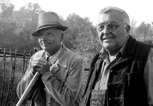 Márton Maneszes and  Zoltán Kallós