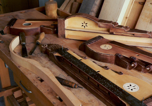 Instrument making
